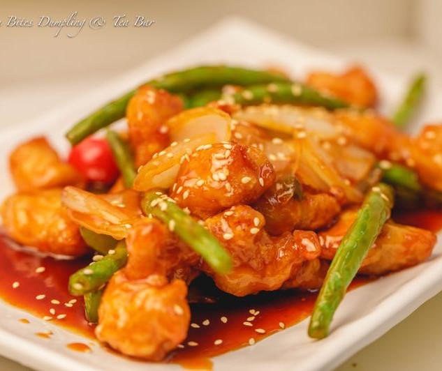 Honey Sesame Chicken