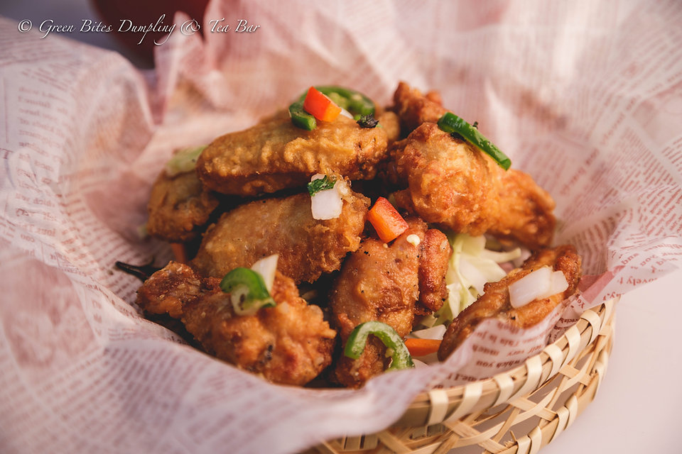 Crispy Spicy Chiken wings .JPG