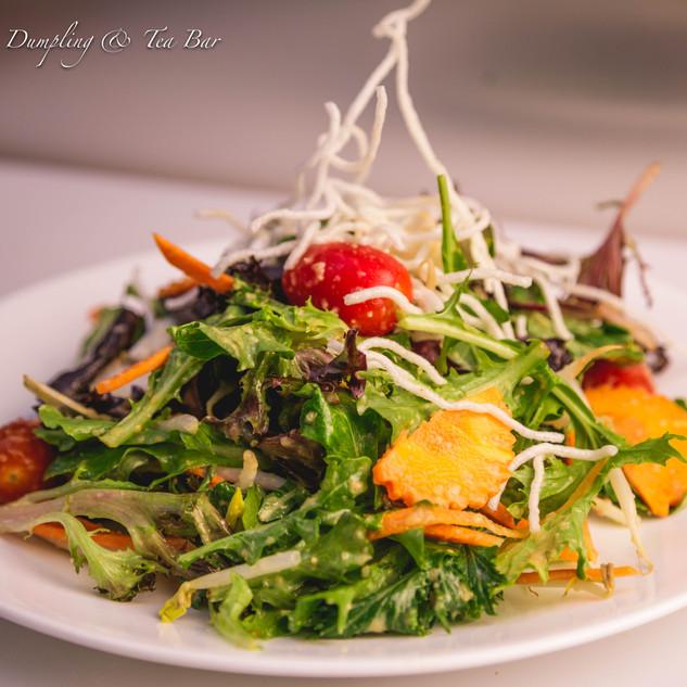 Salad with Sesame Sauce