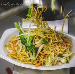Veggies Shanghai Noodle