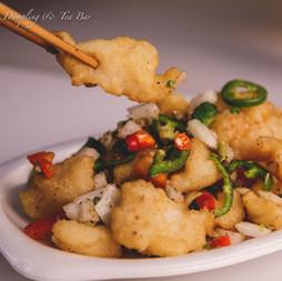 Crispy Spicy Fish