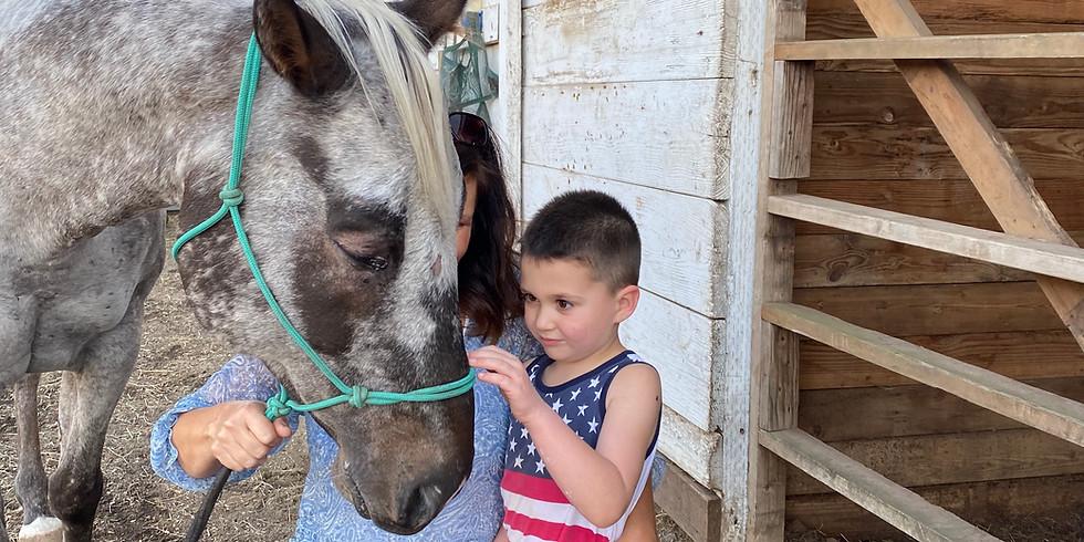 Aug 20      Age 5-7      Echo Ranch Horse Camp