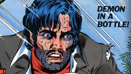 Can Superheroes Defeat Their Own Demons? Understanding Alcoholism in the Pages of Iron Man.