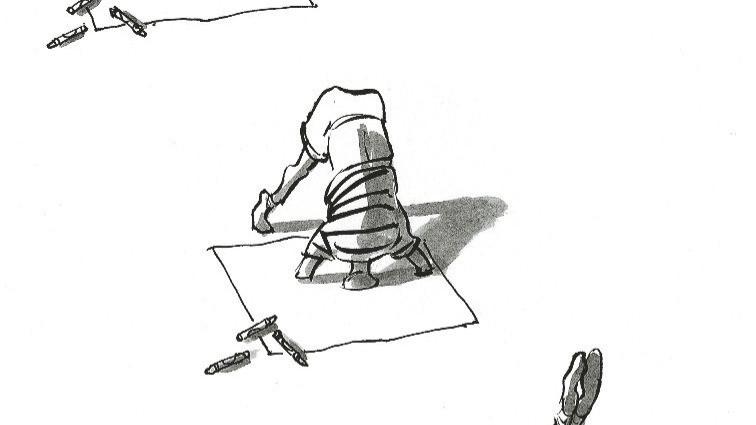 Cecilia's Favourite Comic Page: Into the Rabbit Hole