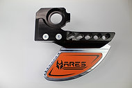 ARES Rear Disk Guard
