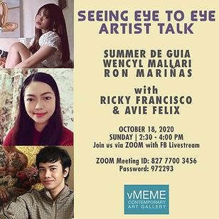 Seeing Eye to Eye Artist TalkPoster.jpg