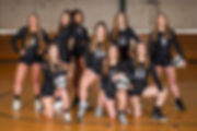 Sporting South Photography Volleyball Team Portrait
