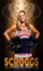 Sporting South Photography Cheerleader 5x3 banner
