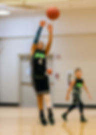 Sporting South Photography basketball player shooting action image