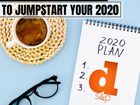 3 Marketing Tips To Jumpstart Your 2020.