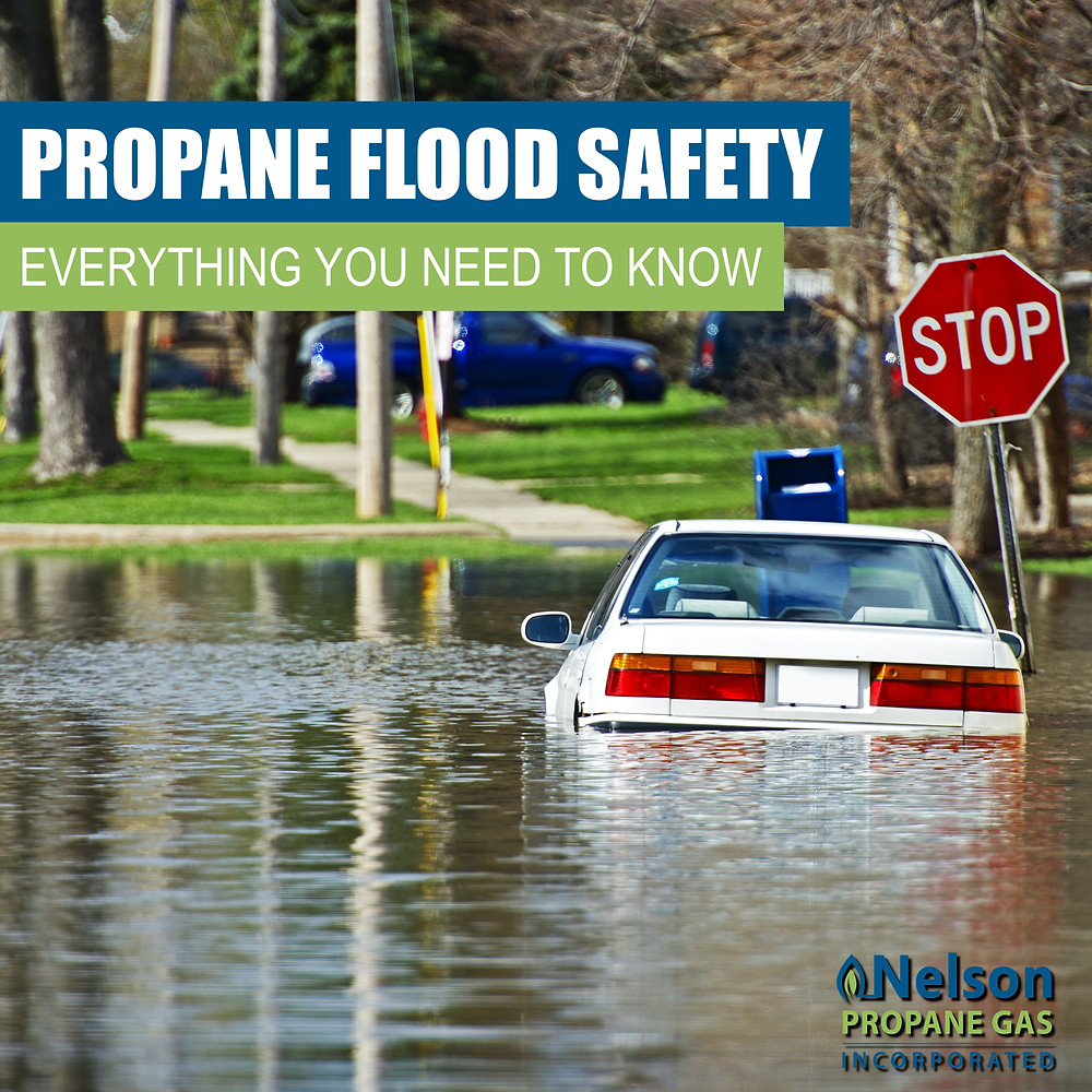 propane flood safety