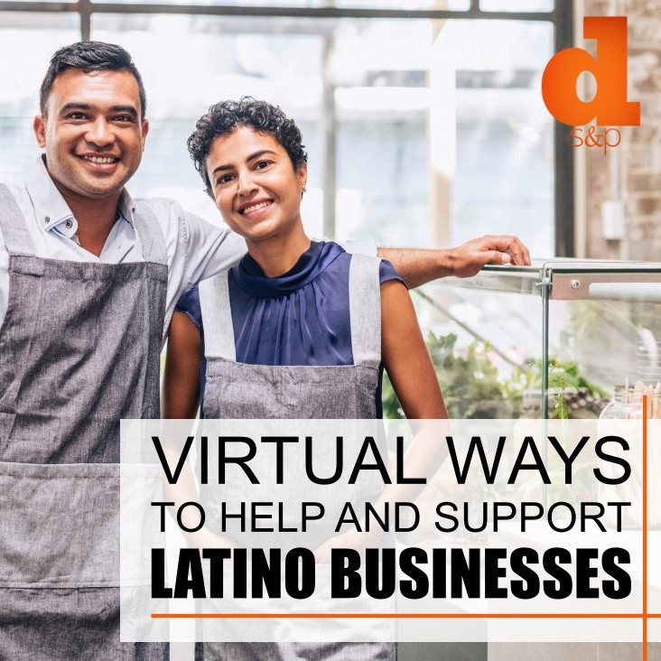 Supporting latino businesses online