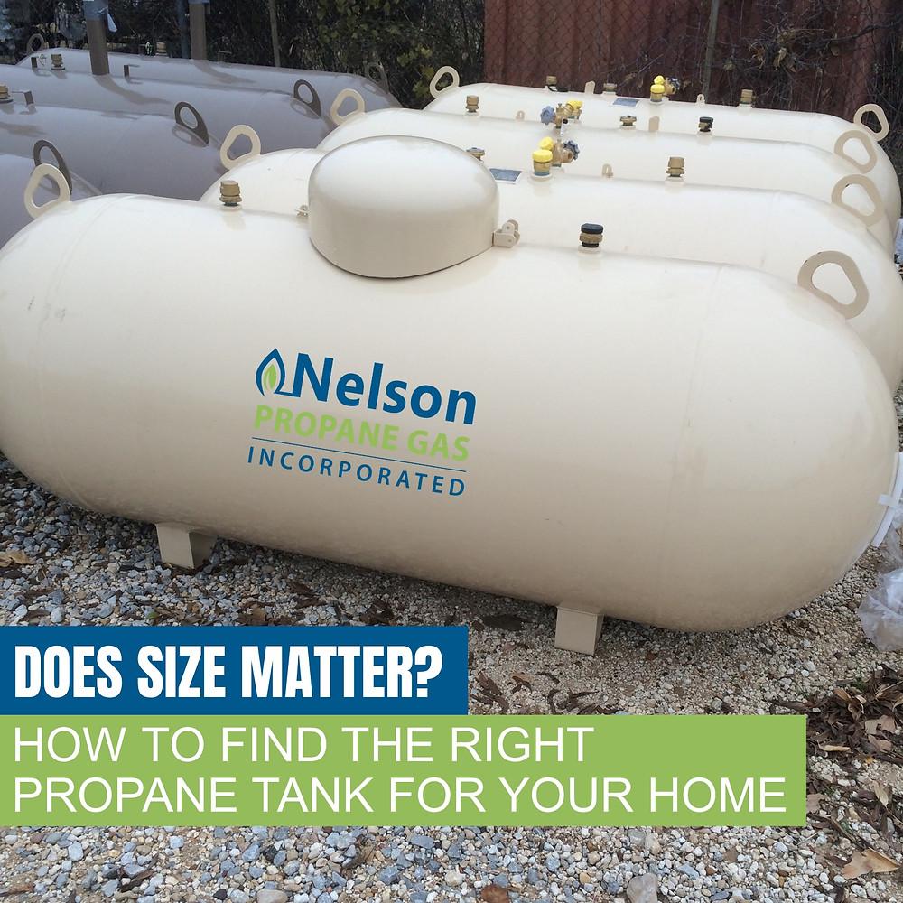 NPG Propane Tanks