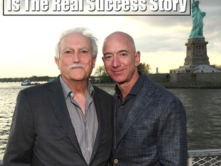 Forget Jeff Bezos, His Dad Is The Real Success Story