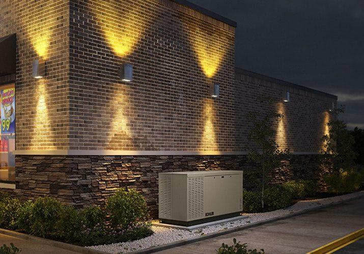 commercial propane generator