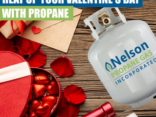Heat Up Your Valentines Day With Propane