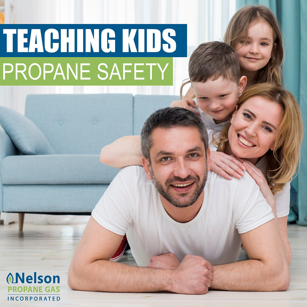 propane safety for kids
