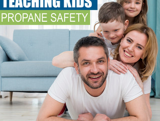 Teaching Kids Propane Safety