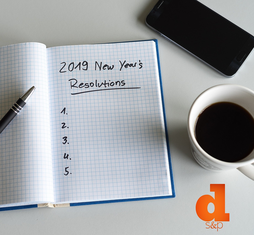 Start The Year Off With DS&P - Business Resolutions