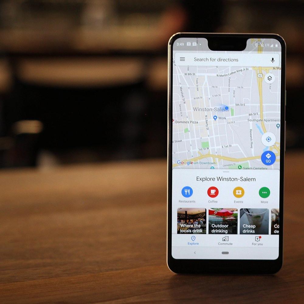 DS&P - Google Maps