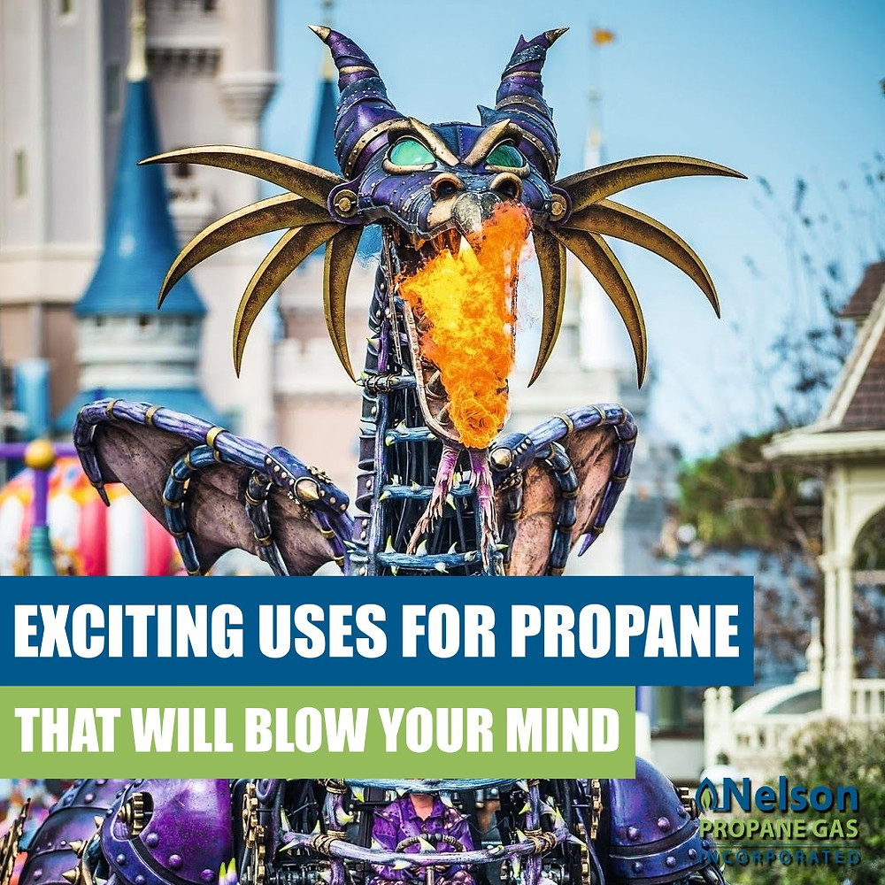 exciting uses for propane