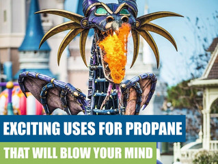 Exciting Uses For Propane That Will Blow Your Mind.