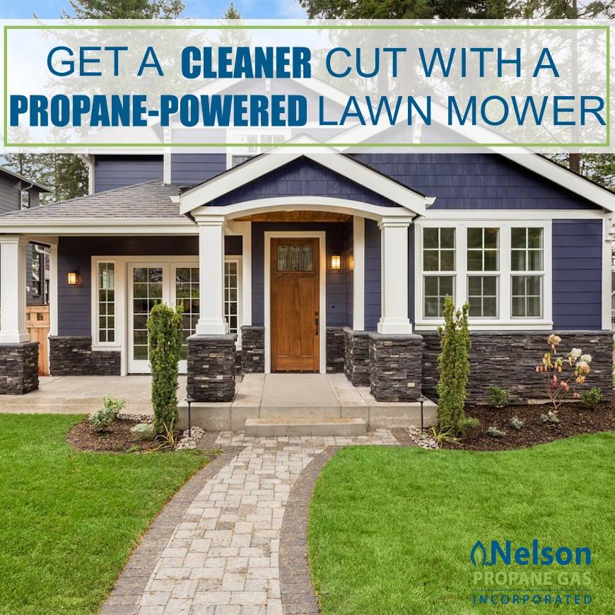 Nelson Propane Propane Lawn