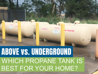 Above vs. Underground Propane Tank: Which One Is Best For Your Home?