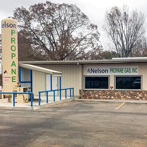 Nelson Propane Location