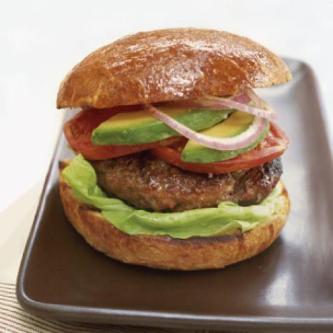 Classic burger recipe