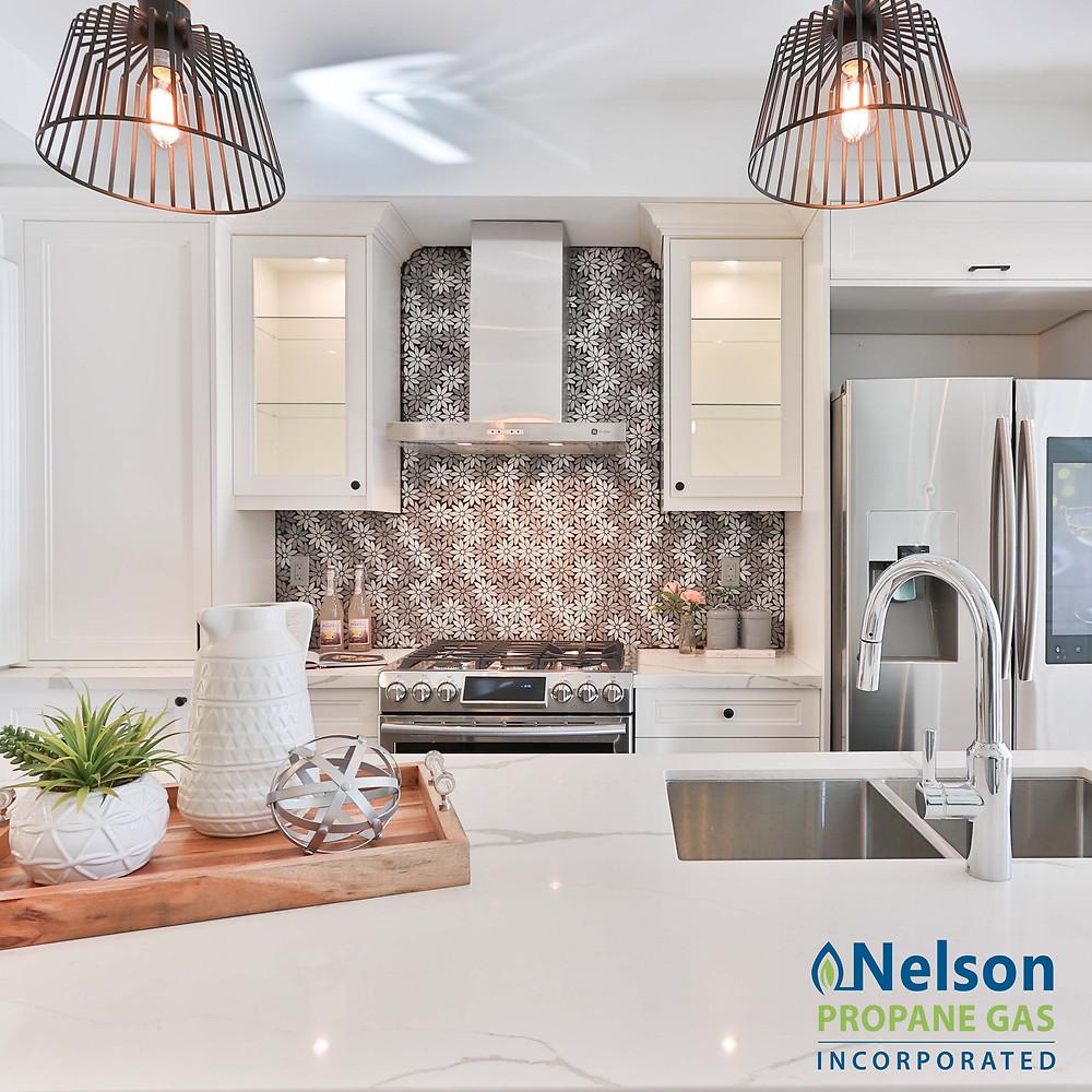 Nelson Propane - Kitchen Range