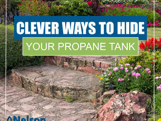 Clever Ways To Hide Your Propane Tank