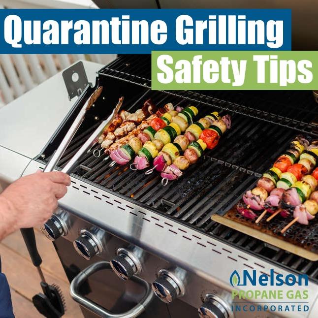Quarantine Grilling