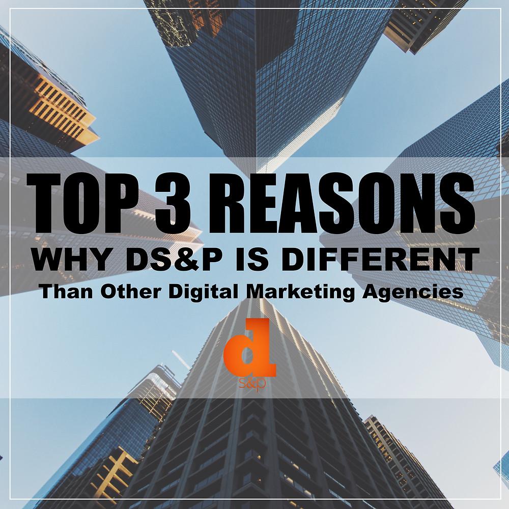 DS&P Digital Marketing Agency
