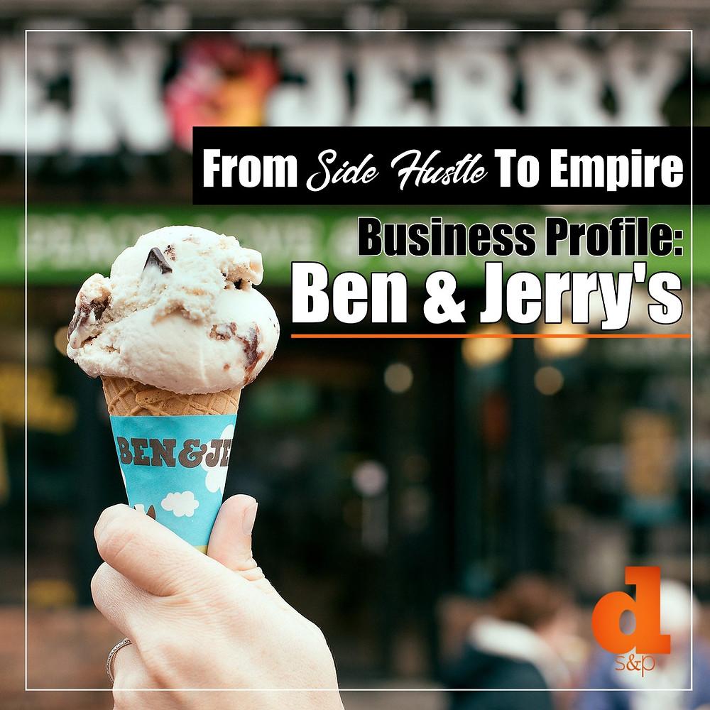 DS&P Ben and Jerry's Ice Cream