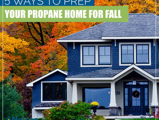 5 Ways To Prep Your Propane Home For Fall