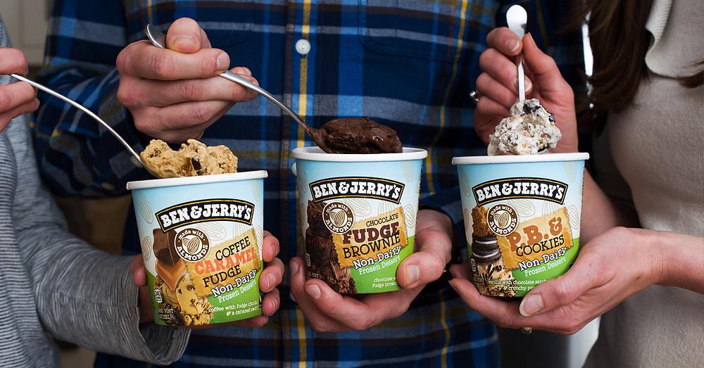 DS&P Ben and Jerry's Ice Cream Pints