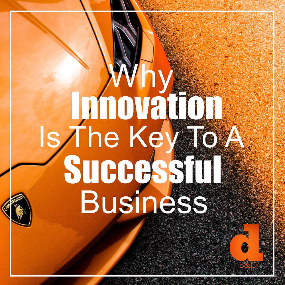 DS&P Innovation Is Key