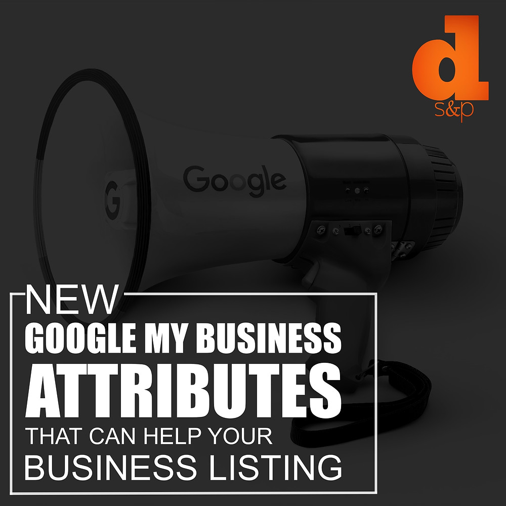 New Google My Business Attributes