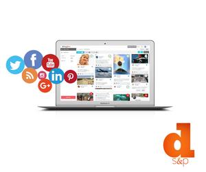 DS&P Social Media Website