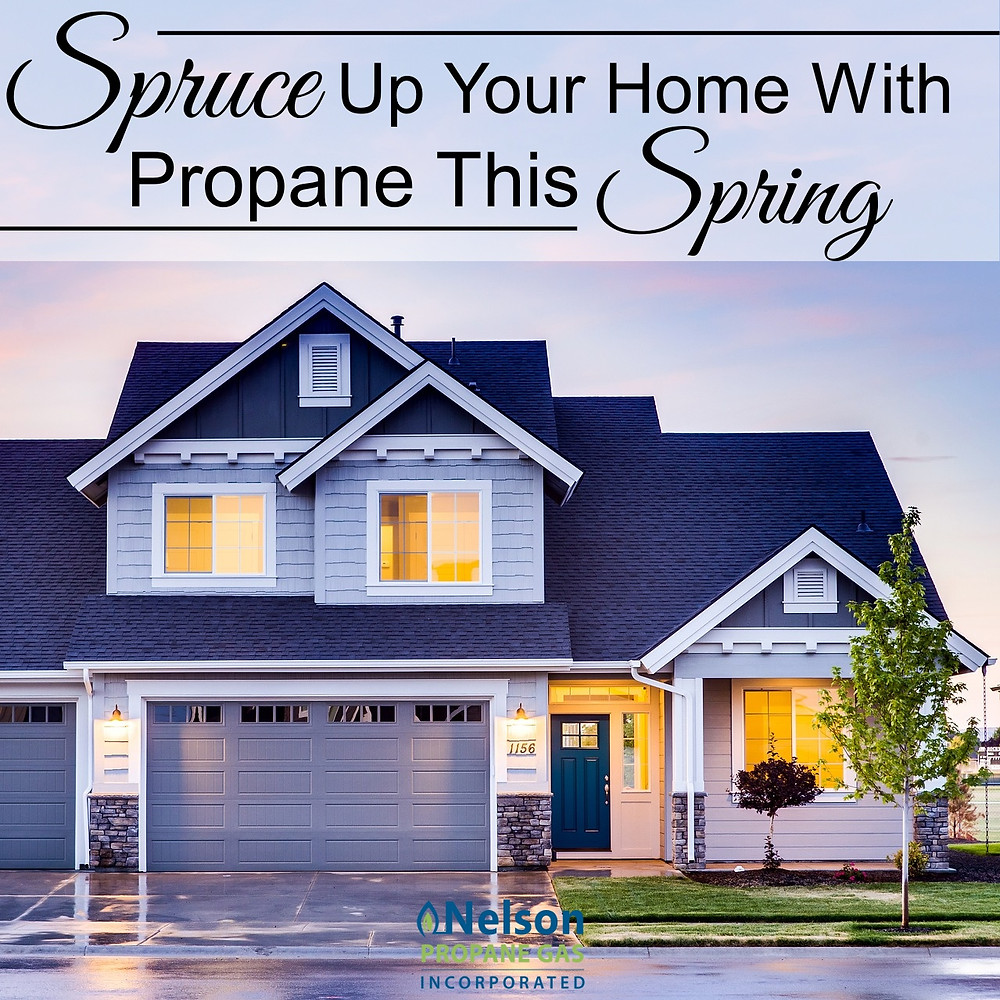 Nelson Propane - Spring Home