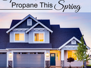 Spruce Up Your Home With Propane This Spring