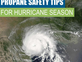 Propane Safety Tips For Hurricane Season