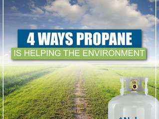 4 Ways Propane Is Helping The Environment