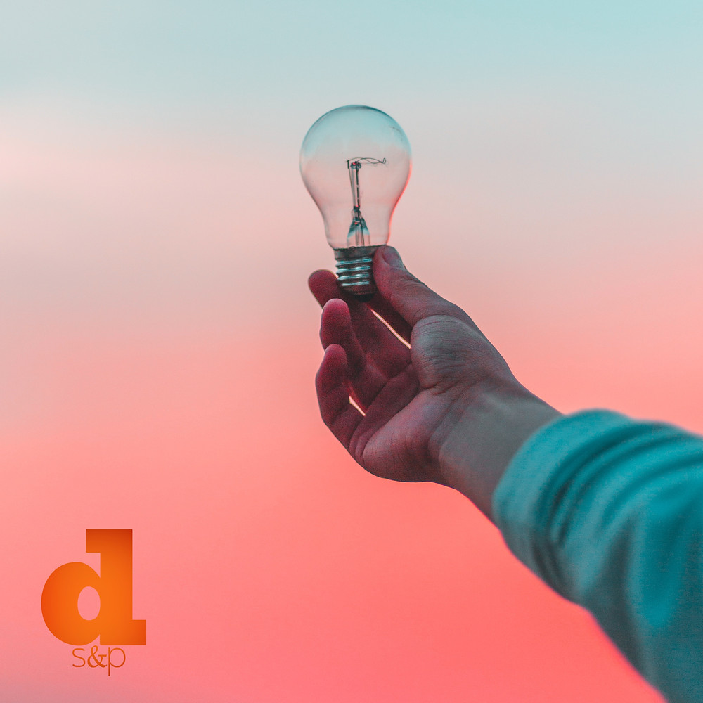 DS&P Innovation Light Bulb