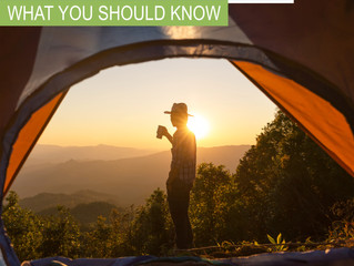 Camping With Propane: What You Should Know