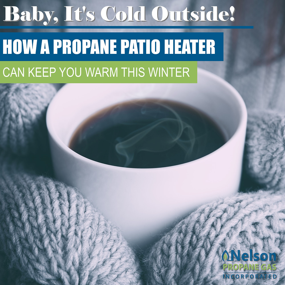 How Propane Patio Heater Can Keep Your Warm
