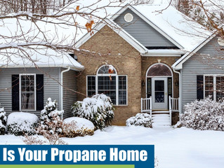 Is Your Propane Home Ready For Winter?