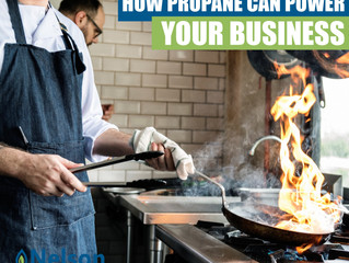 How Propane Can Power Your Business