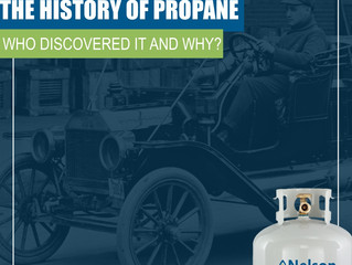 The History Of Propane - Who Discovered It and Why?